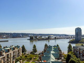 "Photo 22: 1203 1185 QUAYSIDE Drive in New Westminster: Quay Condo for sale in ""Riviera"" : MLS®# R2510989"