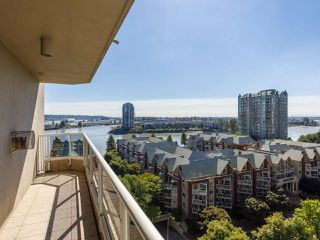 "Photo 1: 1203 1185 QUAYSIDE Drive in New Westminster: Quay Condo for sale in ""Riviera"" : MLS®# R2510989"
