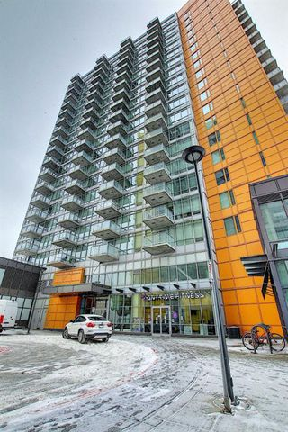 Photo 1: 1002 3830 Brentwood Road NW in Calgary: Brentwood Apartment for sale : MLS®# A1044549
