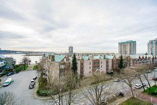 """Photo 25: 604 1135 QUAYSIDE Drive in New Westminster: Quay Condo for sale in """"ANCHOR POINT"""" : MLS®# R2529006"""