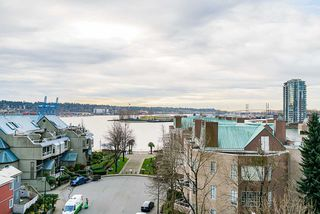 """Photo 24: 604 1135 QUAYSIDE Drive in New Westminster: Quay Condo for sale in """"ANCHOR POINT"""" : MLS®# R2529006"""