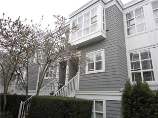 "Photo 10: 204 665 W 7TH Avenue in Vancouver: Fairview VW Townhouse for sale in ""THE IVYS"" (Vancouver West)  : MLS®# V937208"