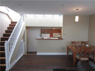 "Photo 3: 204 665 W 7TH Avenue in Vancouver: Fairview VW Townhouse for sale in ""THE IVYS"" (Vancouver West)  : MLS®# V937208"