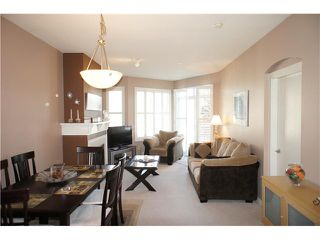 """Photo 3: 306 3038 E KENT Avenue in Vancouver: Fraserview VE Condo for sale in """"SOUTH HAMPTON"""" (Vancouver East)  : MLS®# V954697"""