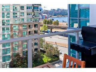 Photo 8: 803 125 MILROSS Avenue in Vancouver: Mount Pleasant VE Condo for sale (Vancouver East)  : MLS®# V971601