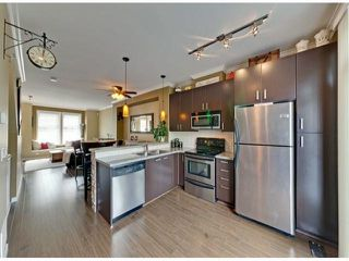 "Photo 4: 112 18777 68A Avenue in Surrey: Clayton Townhouse for sale in ""COMPASS"" (Cloverdale)  : MLS®# F1312548"