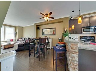 "Photo 3: 112 18777 68A Avenue in Surrey: Clayton Townhouse for sale in ""COMPASS"" (Cloverdale)  : MLS®# F1312548"