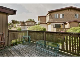 "Photo 17: 4 319 HIGHLAND Way in Port Moody: North Shore Pt Moody Townhouse for sale in ""HIGHLAND PARK"" : MLS®# V1028361"