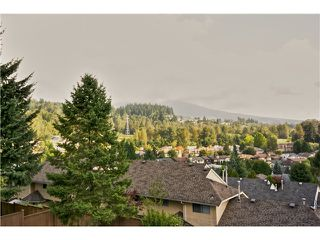 "Photo 20: 4 319 HIGHLAND Way in Port Moody: North Shore Pt Moody Townhouse for sale in ""HIGHLAND PARK"" : MLS®# V1028361"