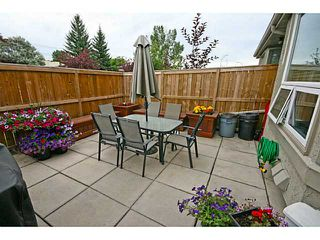 Photo 19: 151 123 QUEENSLAND Drive SE in CALGARY: Queensland Townhouse for sale (Calgary)  : MLS®# C3627911