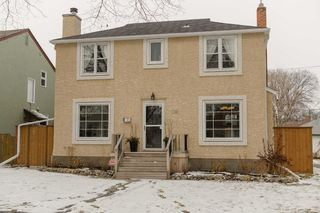 Photo 1: 1161 Mulvey Avenue in Winnipeg: Single Family Detached for sale (Crescentwood)  : MLS®# 1506947