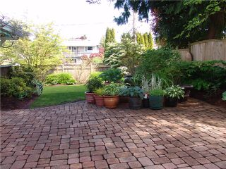 Photo 12: 4432 CROWN ST in Vancouver: Dunbar House for sale (Vancouver West)  : MLS®# V1121757