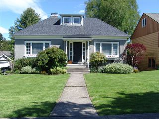 Photo 14: 4432 CROWN ST in Vancouver: Dunbar House for sale (Vancouver West)  : MLS®# V1121757