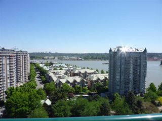 Photo 3: 1802 10 LAGUNA COURT in New Westminster: Quay Condo for sale : MLS®# R2067564
