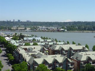 Photo 6: 1802 10 LAGUNA COURT in New Westminster: Quay Condo for sale : MLS®# R2067564