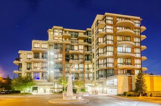 Photo 1: 508 10 RENAISSANCE SQUARE in New Westminster: Quay Condo for sale : MLS®# R2120338