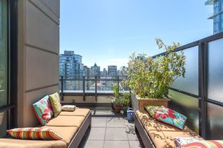 Photo 12: 2601 788 RICHARDS STREET in Vancouver: Downtown VW Condo for sale (Vancouver West)  : MLS®# R2095381
