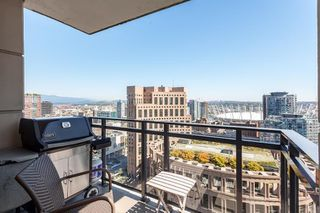 Photo 13: 2601 788 RICHARDS STREET in Vancouver: Downtown VW Condo for sale (Vancouver West)  : MLS®# R2095381