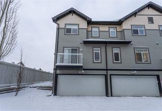 Photo 27: 27 465 HEMINGWAY Road in Edmonton: Zone 58 Townhouse for sale : MLS®# E4184110