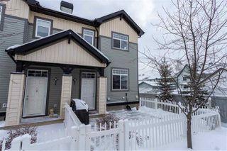 Photo 26: 27 465 HEMINGWAY Road in Edmonton: Zone 58 Townhouse for sale : MLS®# E4184110