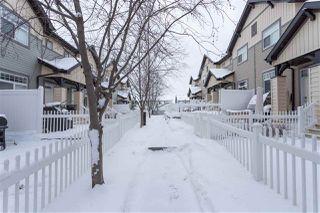 Photo 28: 27 465 HEMINGWAY Road in Edmonton: Zone 58 Townhouse for sale : MLS®# E4184110