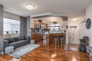 Photo 1: 27 465 HEMINGWAY Road in Edmonton: Zone 58 Townhouse for sale : MLS®# E4184110