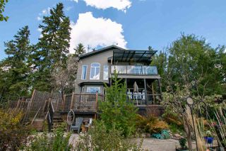 Main Photo: 857 West Cove Drive: Rural Lac Ste. Anne County House for sale : MLS®# E4186280