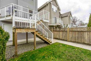 "Photo 20: 1 27295 30 Avenue in Langley: Aldergrove Langley Townhouse for sale in ""APPLEGROVE"" : MLS®# R2442332"