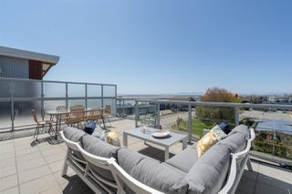 "Photo 20: 408 4111 BAYVIEW Street in Richmond: Steveston South Condo for sale in ""THE VILLAGE"" : MLS®# R2455137"