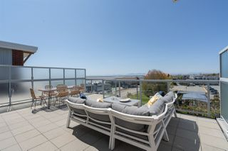 "Photo 19: 408 4111 BAYVIEW Street in Richmond: Steveston South Condo for sale in ""THE VILLAGE"" : MLS®# R2455137"
