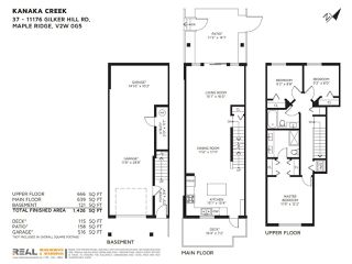 "Photo 32: 37 11176 GILKER HILL Road in Maple Ridge: Cottonwood MR Townhouse for sale in ""KANAKA CREEK"" : MLS®# R2462903"