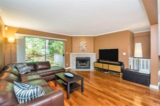 "Photo 7: 9279 GOLDHURST Terrace in Burnaby: Forest Hills BN Townhouse for sale in ""Copper Hill"" (Burnaby North)  : MLS®# R2466536"
