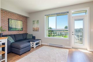 "Photo 12: 515 3080 GLADWIN Road in Abbotsford: Central Abbotsford Condo for sale in ""HUDSON'S  LOFT"" : MLS®# R2480675"