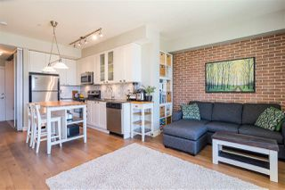 "Photo 9: 515 3080 GLADWIN Road in Abbotsford: Central Abbotsford Condo for sale in ""HUDSON'S  LOFT"" : MLS®# R2480675"