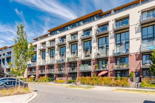 "Photo 2: 515 3080 GLADWIN Road in Abbotsford: Central Abbotsford Condo for sale in ""HUDSON'S  LOFT"" : MLS®# R2480675"