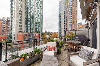 Photo 29: 502 1275 HAMILTON STREET in Vancouver: Yaletown Condo for sale (Vancouver West)  : MLS®# R2510558