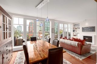 Photo 8: 502 1275 HAMILTON STREET in Vancouver: Yaletown Condo for sale (Vancouver West)  : MLS®# R2510558