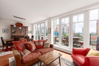 Photo 1: 502 1275 HAMILTON STREET in Vancouver: Yaletown Condo for sale (Vancouver West)  : MLS®# R2510558