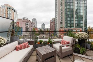 Photo 28: 502 1275 HAMILTON STREET in Vancouver: Yaletown Condo for sale (Vancouver West)  : MLS®# R2510558