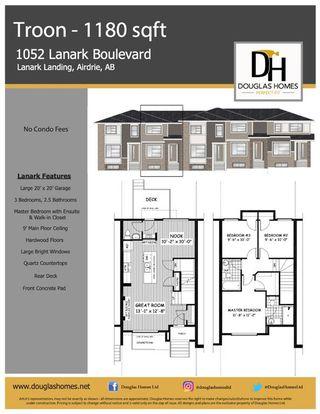 Photo 3: 1052 Lanark Boulevard SE: Airdrie Row/Townhouse for sale : MLS®# A1052705