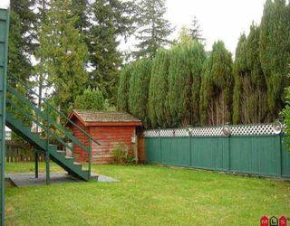 Photo 8: 9271 - 9273 152ND ST in Surrey: Fleetwood Tynehead Duplex for sale : MLS®# F2522984