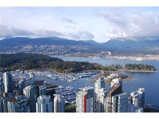 "Photo 2: 5902 1128 W GEORGIA Street in Vancouver: West End VW Condo for sale in ""LIVING SHANGRI-LA"" (Vancouver West)  : MLS®# V932205"