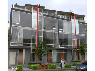 Main Photo: TH7 3481 VICTORIA Drive in Vancouver: Victoria VE Townhouse for sale (Vancouver East)  : MLS®# V975600