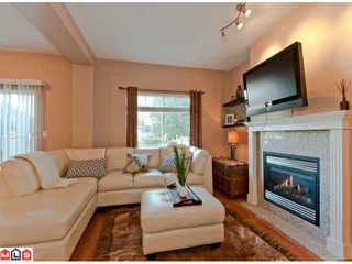 Photo 1: 10 14453 72ND Avenue in Surrey: East Newton Townhouse for sale : MLS®# F1220344