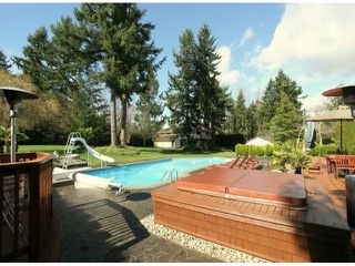 "Photo 9: 2669 171ST Street in Surrey: Grandview Surrey House for sale in ""HAZELMERE"" (South Surrey White Rock)  : MLS®# F1306302"