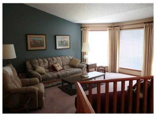 Photo 4: 10 WEST HALL Place: Cochrane Residential Detached Single Family for sale : MLS®# C3559279