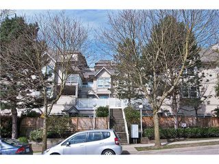 """Photo 10: 307 3709 PENDER Street in Burnaby: Willingdon Heights Townhouse for sale in """"LEXINGTON NORTH"""" (Burnaby North)  : MLS®# V998412"""