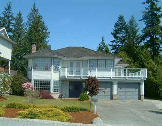Main Photo: 4860 BLUEGROUSE Drive in Sechelt: Sechelt District House for sale (Sunshine Coast)  : MLS®# V592539
