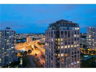 Photo 1: # 2301 950 CAMBIE ST in Vancouver: Yaletown Condo for sale (Vancouver West)  : MLS®# V1073486