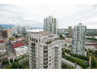 Photo 18: # 2301 950 CAMBIE ST in Vancouver: Yaletown Condo for sale (Vancouver West)  : MLS®# V1073486